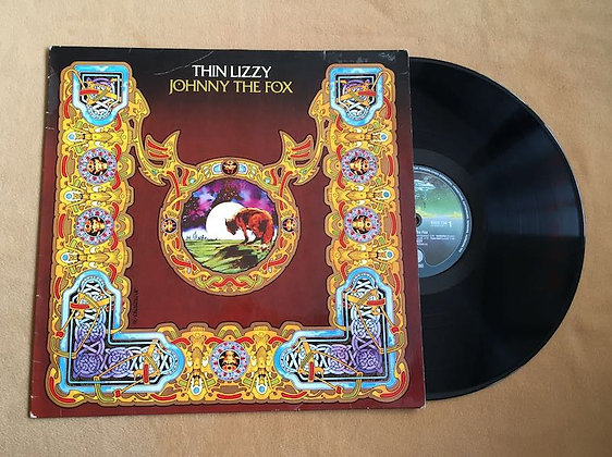 Thin Lizzy,Johnny The Fox lp