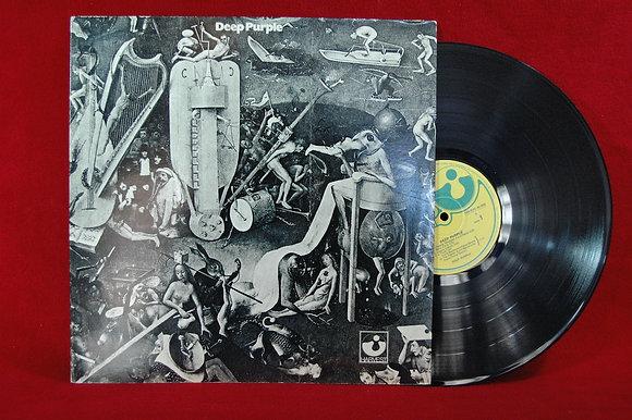 Deep Purple*Deep Purple*1969 England1.baskı