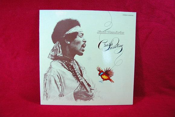 Jimi Hendrix, Crash Landing Lp1975 Germany
