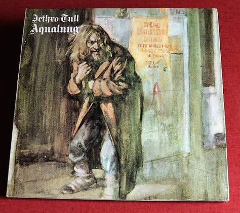 Jethro Tull, Aqualung Lp Germany