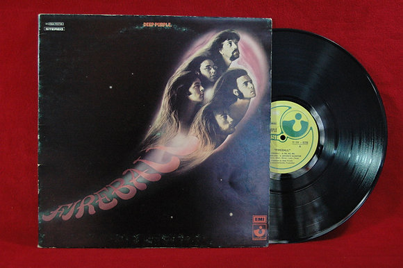 Deep Purple''Fireball''