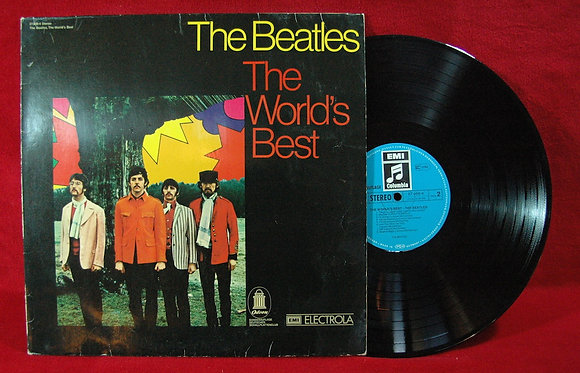 The Beatles,The World's Best Lp 1972 Germany