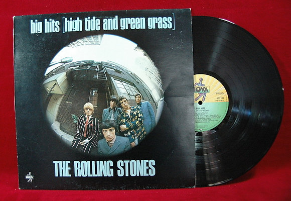 Rolling Stones,Big Hits(High Tide And Green Grass