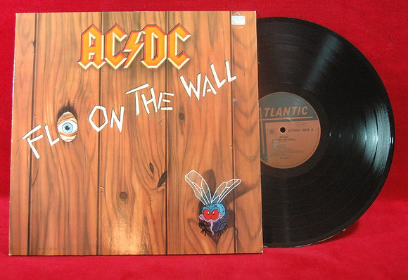 AC/DC, Fly On The Wall lp