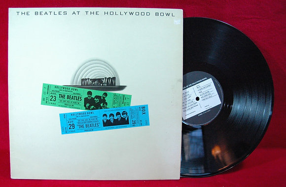 The Beatles,The Beatles At The Hollywood Bowl 1977