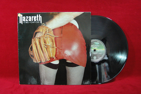 NAZARETH,The Catch Lp Lited 1984 England