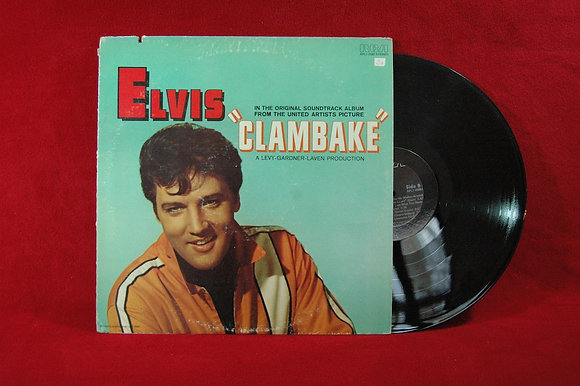 Elvis Presley''Clambake''