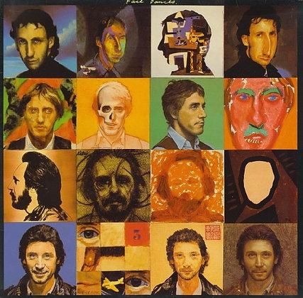 The Who* Face Dances*1981 USA