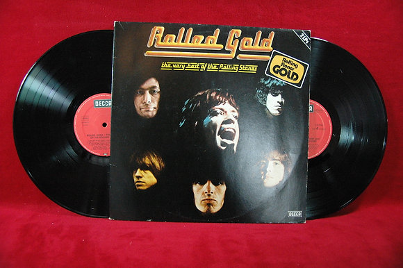 The Rolling Stones,Rolled Gold Lp1974Germany