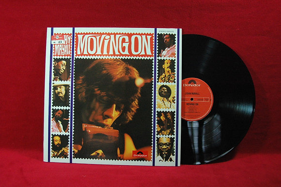 John Mayall,Moving On