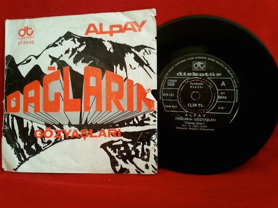 Alpay,Dağların Gözyaşları,Ağa Düşen Kadın