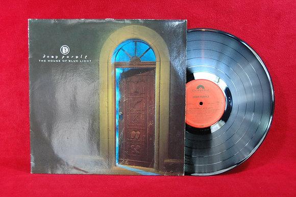 DEEP PURPLE,THE HOUSE OF BLUE LIGHT  LP