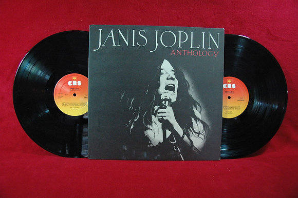 Janis Joplin, Anthology Lp1980 Holland