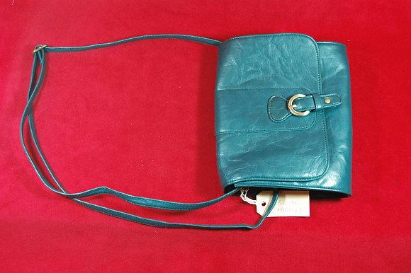 Vintage,Yeşil Çanta 60'lı Yıllar