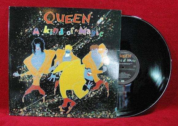 Queen, A Kind Of Magic lp1986 Holland