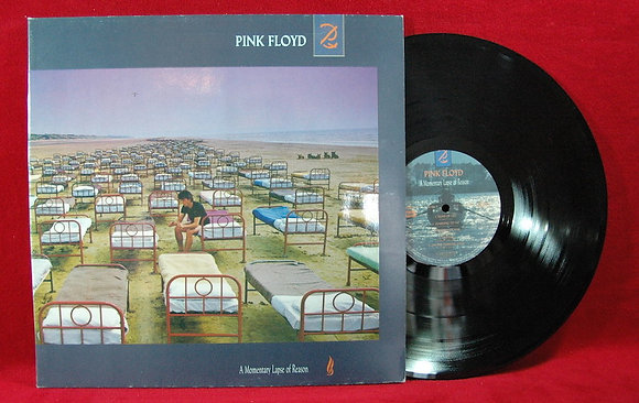 Pink Floyd* A Momentary Lapse Of Reason*