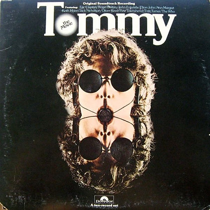 The Who,Tommy*Original Soundtrack Recording*1975