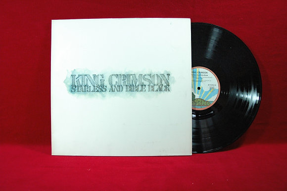 King Crimson'' Starless And Bible Black'Lp