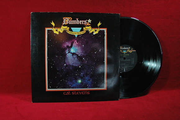 Cat Stevens,Numbers Lp