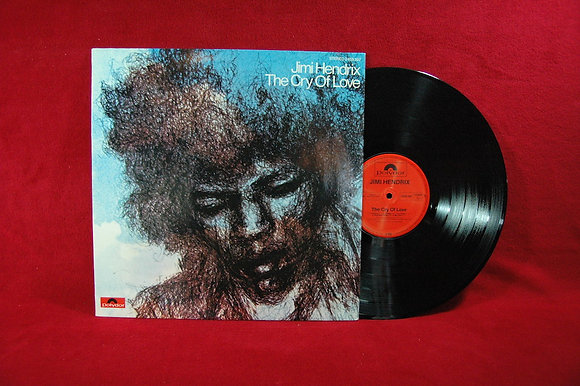 Jimi Hendrix, The Cry of Love , 1971 Germany