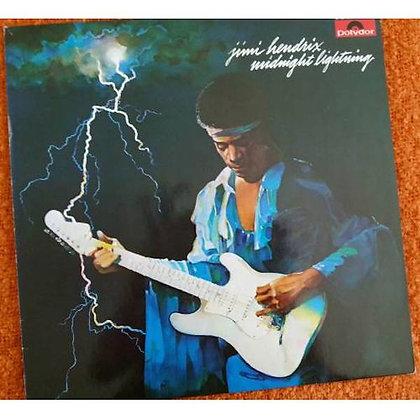 Jimi Hendrix, Midnight Lightning Lp1975 Germany