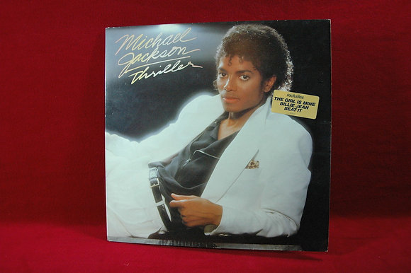 Michael Jackson ,Thriller