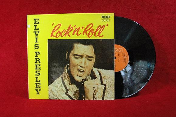 Elvis Presley''Rock 'N' Roll''1972 Germany
