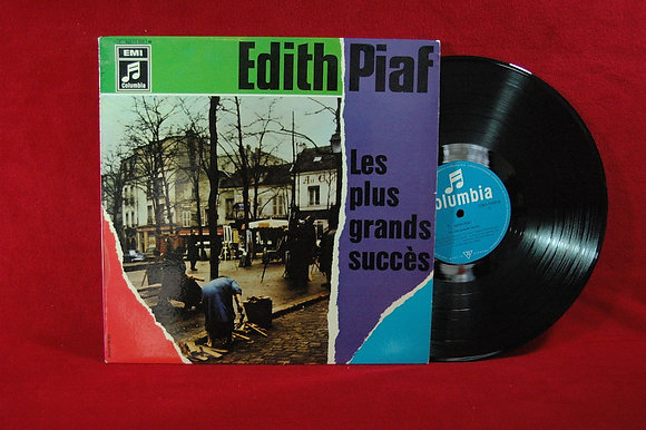 EDITH PIAF *** Les plus grands succes 1963 Lp