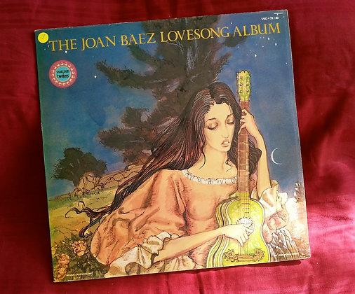 Joan Baez,The Joan Baez Lovesong Album Lp1976