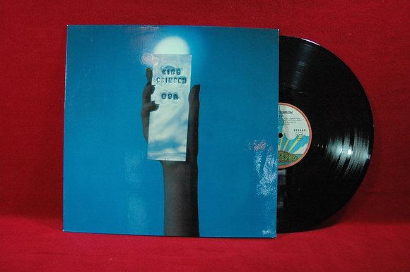 King Crimson''USA'' Lp