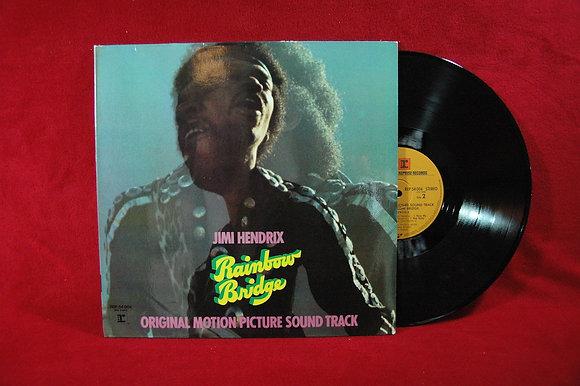 Jimi Hendrix,Rainbow Bridge Lp1971 USA