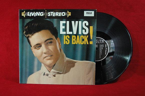 Elvis Presley'' Elvis Is Back!''