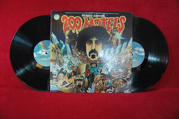 Frank Zappa,200 Motels Lp