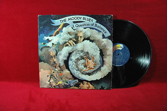 The Moody Blues, A Question Of Balance Lp