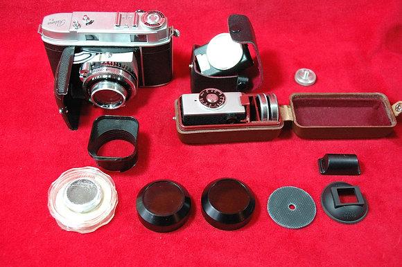 Vintage Kodak(Retina II C)Fotoğraf Makinası