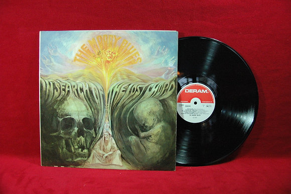 The Moody Blues,In Search Of The Lost Chord Lp