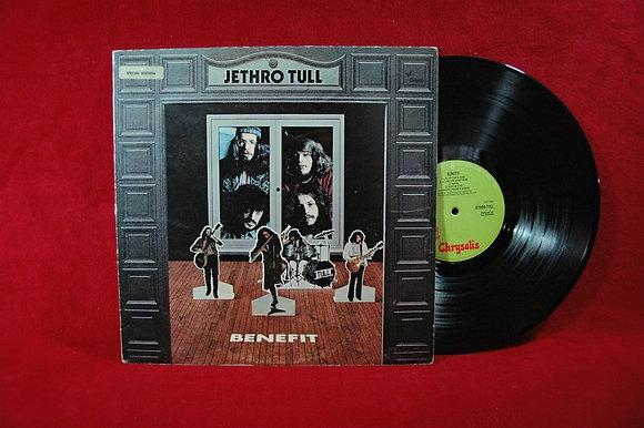 JETHRO TULL - Benefit Lp 1970 Germany