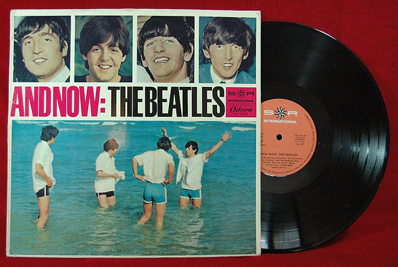The Beatles,And Now: The Beatles1966 Germany
