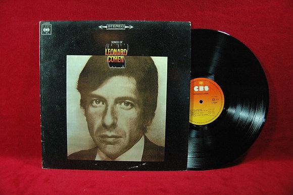 Leonard Cohen,Songs Of Leonard Cohen Lp1967