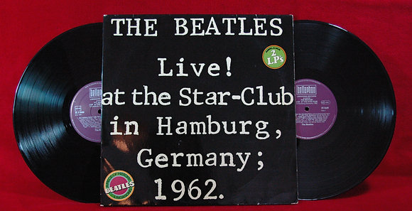 The Beatles,Live! At The Star-Club In Hamburg1977