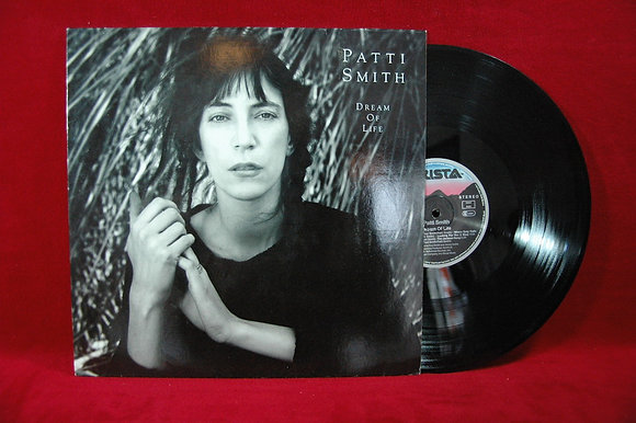 Patti Smith, Dream Of Life Lp