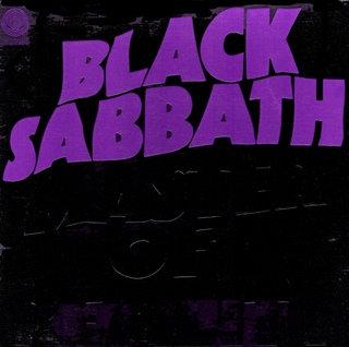 Black Sabbath,Master Of Realıty