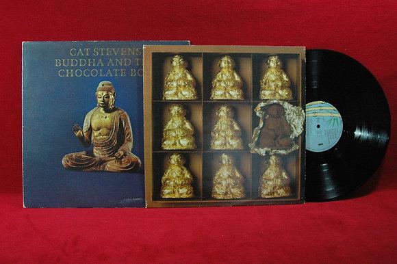 CAT STEVENS - Buddha And The Chocolate Box Lp