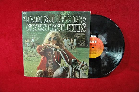 Janis Joplin,Janis Joplin's Greatest Hits1972 USA