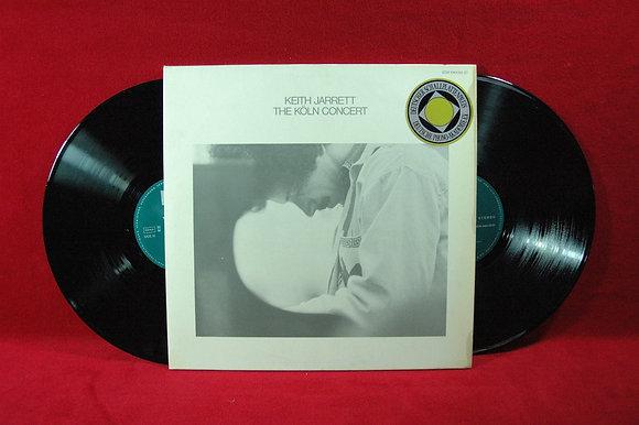 Keith Jarrett,The Köln Concert Lp1975 Germany