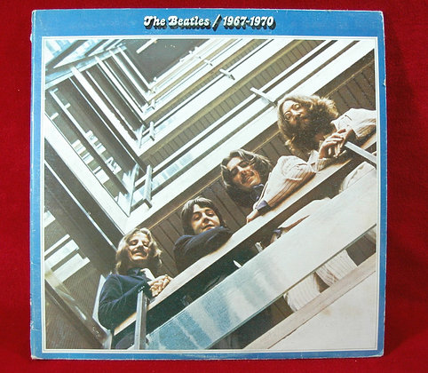 THE BEATLES,The Beatles 1967-1970England 1978