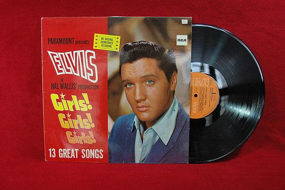 Elvis Presley''Girls! Girls! Girls!''