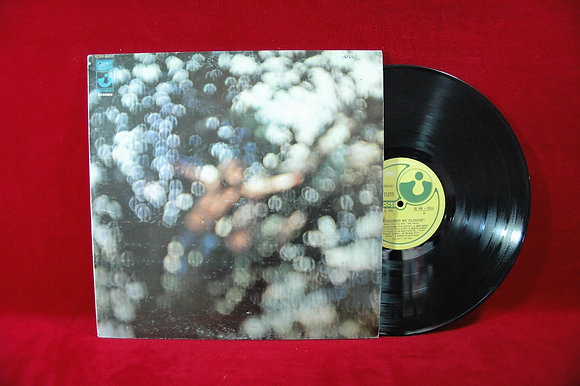 Pink Floyd* Obscured By Clouds* Lp1972 İtaly