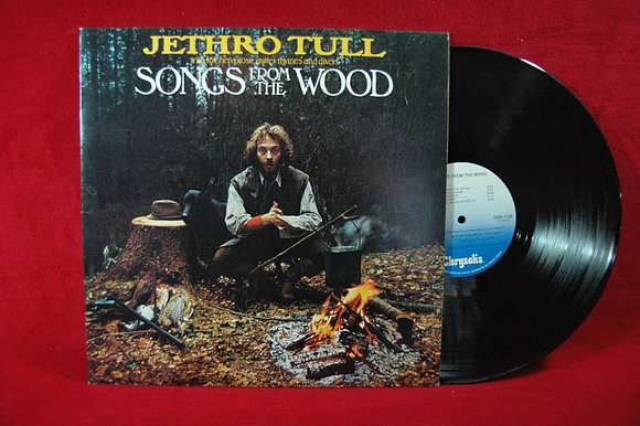 Jethro Tull ,Songs From The Wood Lp1977 USA