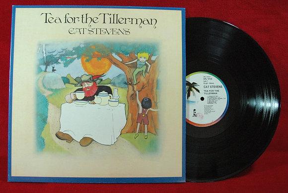 CAT STEVENS - Tea For The Tillerman Lp